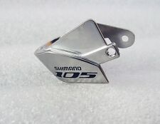 Shimano 105 ST-5700 Left Hand Lever Name Plate w/ Fixing Screw Silver 1pce