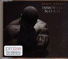 (CD900) Noah, Immortal - 2010 DJ CD