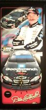 RARE NEW 2000 JEBCO DALE EARNHARDT WALL CLOCK 464/5000