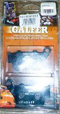 Galfer Semi-Metallic Rear Brake Pads 2009-2011 BMW S1000RR / FD165G1054