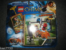NEW LEGO LEGENDS OF CHIMA LEONIDAS 70102 FREE SHIPPING I SHIP EVERYDAY