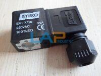 5pc AC Line EMI Filter LF-50 Open//Close Through Hole= 5mm Size=φ16.3x29.5mm RoHS