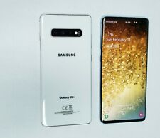 Samsung  S10+ SM-128GB/512GB /1TB-BLACK /WHITE/BLUE(Unlocked)EXCELLENT CONDITION