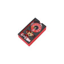 Silca Super Pista Ultimate 160psi High Pressure Gauge, Red