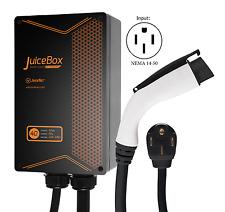 New JuiceBox™ Level 2 40 amp J1772 EV Home Charging Station portable EVSE