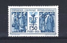 "FRANCE STAMP TIMBRE 274 "" EXPOSITION COLONIALE PARIS 1F50 "" NEUF xx LUXE  R8012"