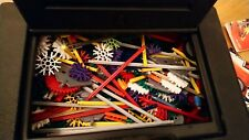 K'NEX Construction Toy Job Lot with electric motor