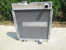 Full Aluminum Radiator 3 Rows for Ford Mustang 289 302 V8 Windsor 64 65 66 AT