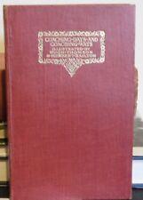 Coaching Days And coaching Ways by W Outram Tristram 1922 Macmillan Pocket HB