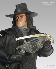 """Sideshow EXCLUSIVE 12"""" HUGH JACKMAN AS VAN HELSING Dracula Frankenstein ONLY 500"""