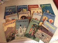 VINTAGE LILLIPUT BOOKS MAGAZINES