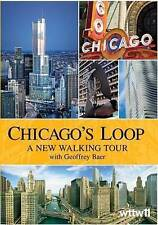 Chicagos Loop: A New Walking Tour with Geoffrey Baer (DVD) NEW/SEALED