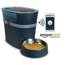 PetSafe Smart Feed Automatic Dog Cat Feeder 24-Cups SmartPhone iPhone App Wi-Fi
