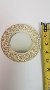 """Facsimilies Commemorative Small Round Mirror 5"""""""