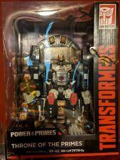 TAKARA Tomy Transformers PP-43 Throne of The Primes Optimus Primal