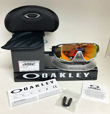 New Oakley JAWBREAKER Sunglasses OO9290-3431 MATTE CARBON / PRIZM RUBY