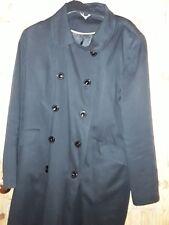 Ladies black coat size 16 petite
