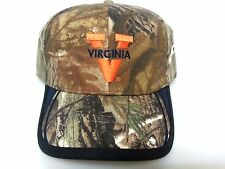 New! Real Tree NCAA University of Virginia Cavaliers  Adjustable Cap