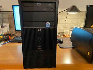 HP dx2300 Tower Pentium Dual CPU E2160 @1.80 GHz 2GB RAM 500GB HD Win 10