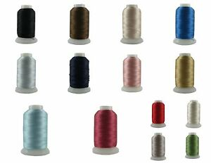 BEADSMITH 100% PURE SILK THREAD CORD 14 Colors / Size A-B-C-D-E-F-FF-FFF-0-00