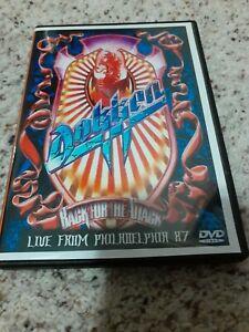DOKKEN - DVD Live in Philadelphia 1987  - rare concert Lynch Pilson  DVD