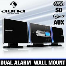 (B-WARE) VERTICAL DESIGN HIFI STEREO MUSIK ANLAGE MP3 CD PLAYER USB SD AUX