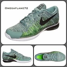 Nike Federer Zoom Vapor 9.5 Tour Flyknit 885725-001 UK 7 EU 41 US 8 Tennis Chaussure