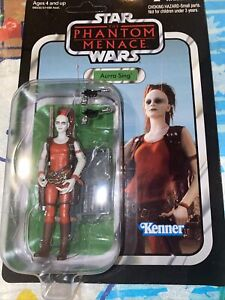 Hasbro Star Wars Vintage Collection Aurra Sing Vc73 Action Figure