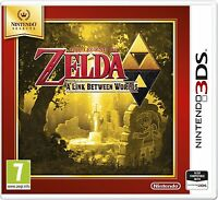 Nintendo Selects The Legend of Zelda: A Link Between Worlds BRAND NEW & SEALED