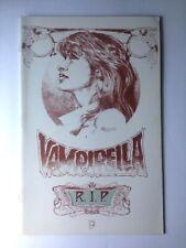 Vampirella RIP Vampirella Lives # 1 Harris Comics 1996
