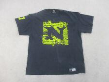 WWE Shirt Adult Extra Large Black Nexus WWF Wrestling Wrestler We Are One Mens *