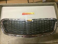 Chevrolet GM OEM 14-15 Malibu Front Bumper Grille Grill-Center 22995179