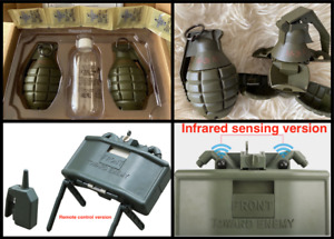 Claymore Gel Ball Mine M18A1/Jinming M-26A2 Grenades Gel Toys 100% AU Stock