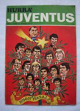 Orig.PRG   Weltpokal FINALE 1973  JUVENTUS TURIN - INDEPENDIENTE  !!  SELTEN