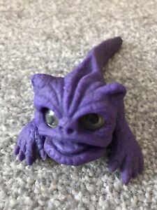 Baby Boglin Splat Purple Retro Vintage Boglins