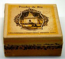 """Poudre -  """"Les Fontaines parfumées, Grasse"""""""