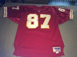 Nwot Adult 44 Wilson Kansas City Chiefs Tamarick Vanover Authentic Jersey Vhtf