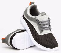 Men's Globe Roam Lyte - Black/Grey/Charcoal Shoes. Size 7 - 13. NIB, RRP $99.99.
