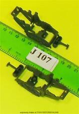 j107 jouef spares 2x bogie frames for Bo-Bo loco  see listing for applications