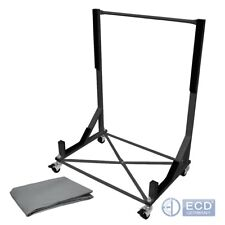 Mercedes convertible roof hardtop stand trolley black cart hard top with cover