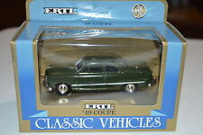 Vintage Ertl Diecast Classic Vehicles 1:43 '49 Ford Coupe