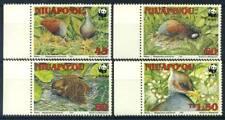 Niuafoou 1992 Mi. 233-236 Nuovo ** 100% Conservazione della Natura