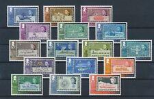 LM11425 British Antarctic Territory stamp anniversary fine lot MNH