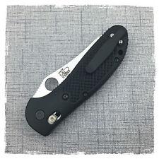 Custom Titanium Low Rider Pocket Clip Made for Benchmade 710 Griptilian Barrage