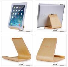Samdi Universal Wood Wooden Desk Stand Holder Rack For Mobile Phone&Tablet PC