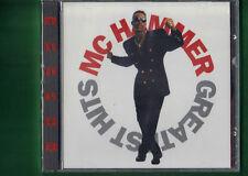 MC HAMMER - GREATEST HITS TIMBRO SIAE A SECCO CD NUOVO SIGILLATO