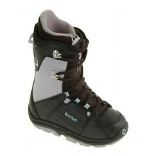 Burton Tribute Snowboard Boots - Womens Size 4 (Black)