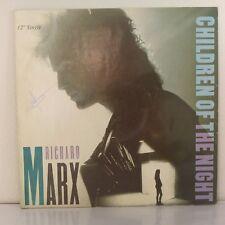 "Richard Marx – Children Of The Night (Vinyl, 12"",Maxi 45 Tours)"