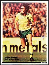 FOOTBALL PLAYER PICTURE JOHN RYAN NORWICH CITY SHOOT