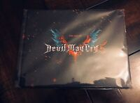 The Art of Devil May Cry 5 Collector's Edition Artbook (NO GAME) NEW! Art Book